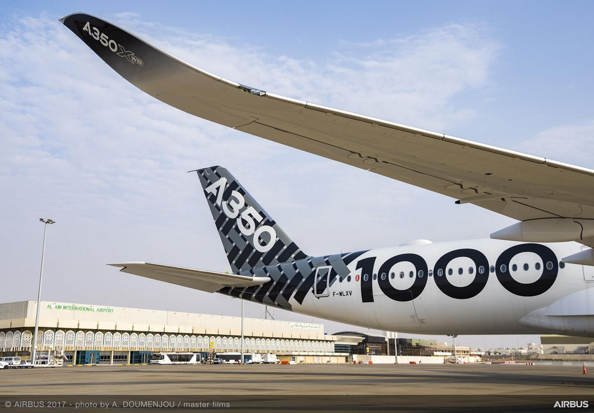 A350 1000 HOT WEATHER TEST CAMPAIGN 02