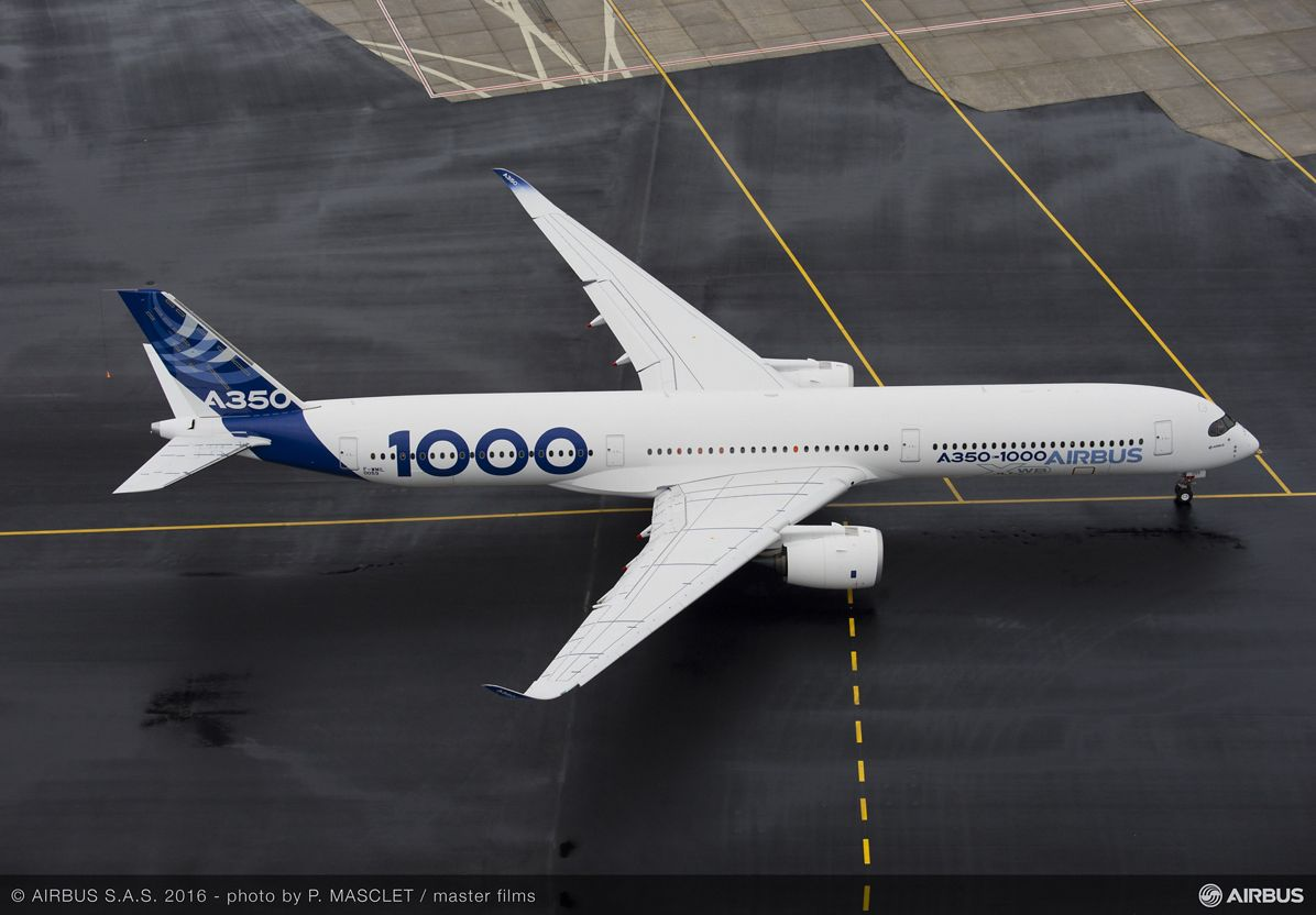 Airbus Aircraft A350 XWB Press Kit English