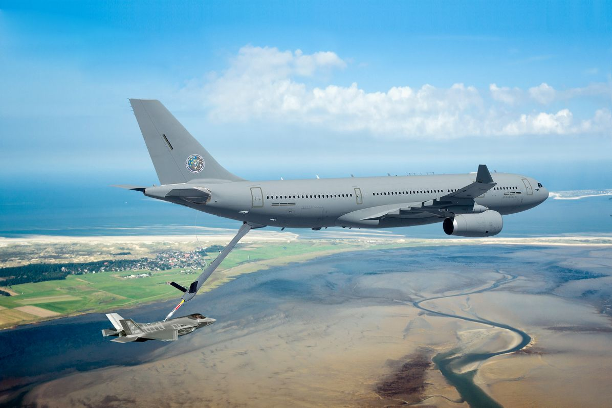 Germany and Norway join pooled fleet of NATO-owned A330 MRTT