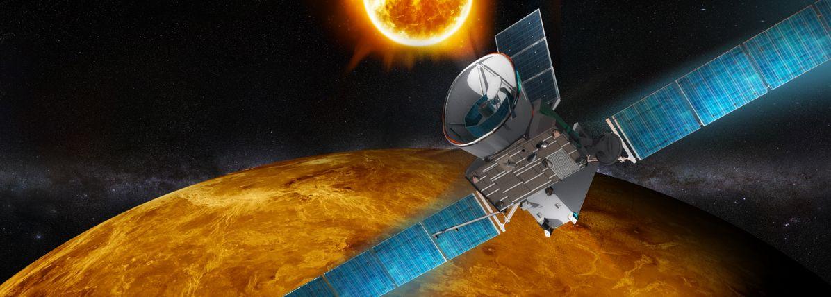 BepiColombo near Mercury